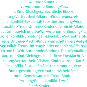 Liste Paartherapie Inhalte und Themen